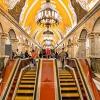 زیباترین ایستگاه های مترو مسکو