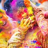 فستیوال هولی یا جشنواره رنگ ها در هند
