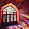 همه چیز درباره مسجد صورتی تور شیراز