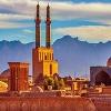 زیباترین خانه های تاریخی یزد در تور یزد