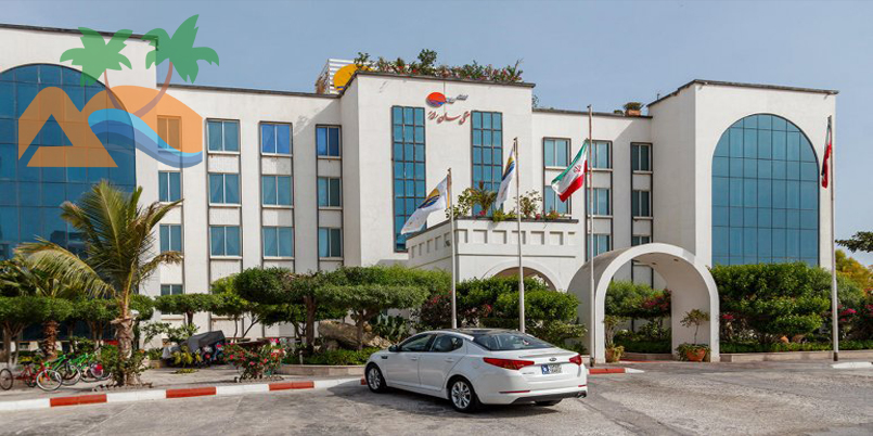 هتل سان رایز کیش